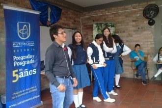 Ruta Uniautónoma del Cauca en I.E. Don Bosco